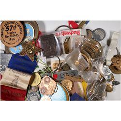 Tokens & More Grab Bag Assortment 100+ Pieces  [129979]