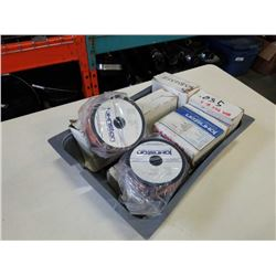 Lot of new welding wire