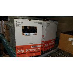 2 BOXES BIG STRETCH CAULKING/SEALANT