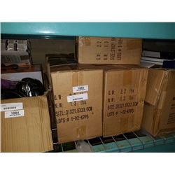 7 BOXES OF SCRUBBING PADS
