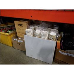 5 BOXES DISPOSABLE INSULATED CUPS