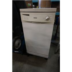 Kenmore apartment size portable dishwasher