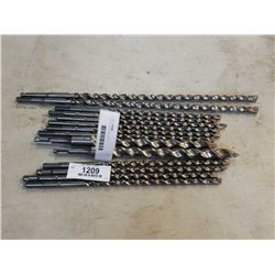 LOT OF SDS DRILL BITS