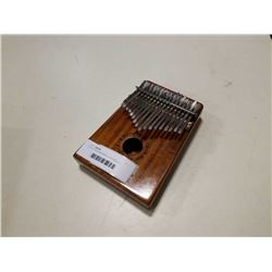 GECKO KALIMBA MODEL K17K MUSICAL INSTRUMENT