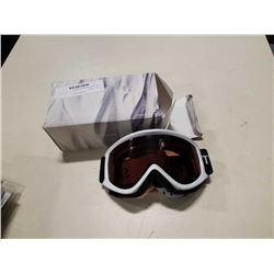New pair of smith electra ski goggles