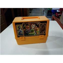 VINTAGE MUPPETS LUNCH BOX
