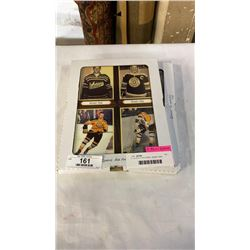 3   8-1/2 X 11 PICTURES - BOBBY ORR, 1962/63 TORONTO MAPLE LEAFS, 1972/73 MONTREAL