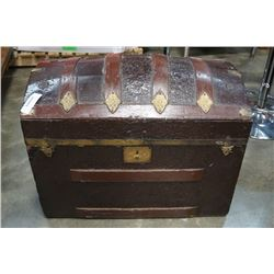 PAINTED DOME TRUNK