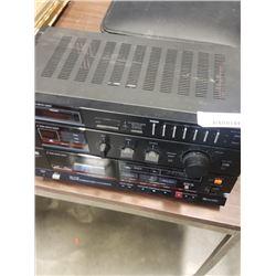 Sansui DA-T750 stereo system