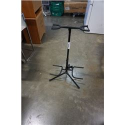 INTECT DOUBLE GUITAR STAND