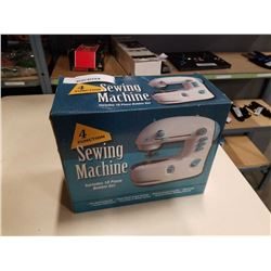 4 FUNCTION SEWING MACHINE