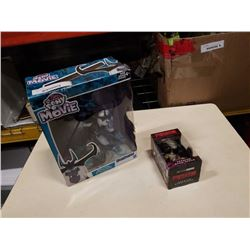NEW MY LITTLE PONY STORM KING TOY AND NEW PREDATOR TOY