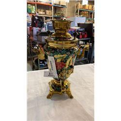 Eastern coffee urn