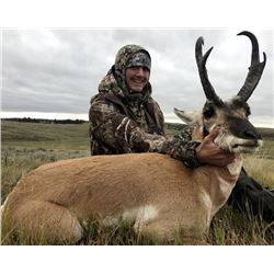 4-Day Trophy Archery Antelope Hunt in Wyoming, AND Bonus Youth Hunt Paid for by Iowa FNAWS