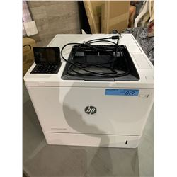 HP Laser Jet Enterprise M608 printer from the show office