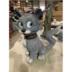 Poliresin Cat statue