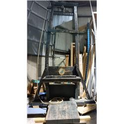 Large Guillotine from Chilling Adventures(season 4)  (12ft tall x 8ft wide)