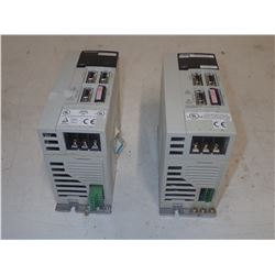 (2) Mitsubishi Spindle Drive Unit, MDS-B-SPJ2-075
