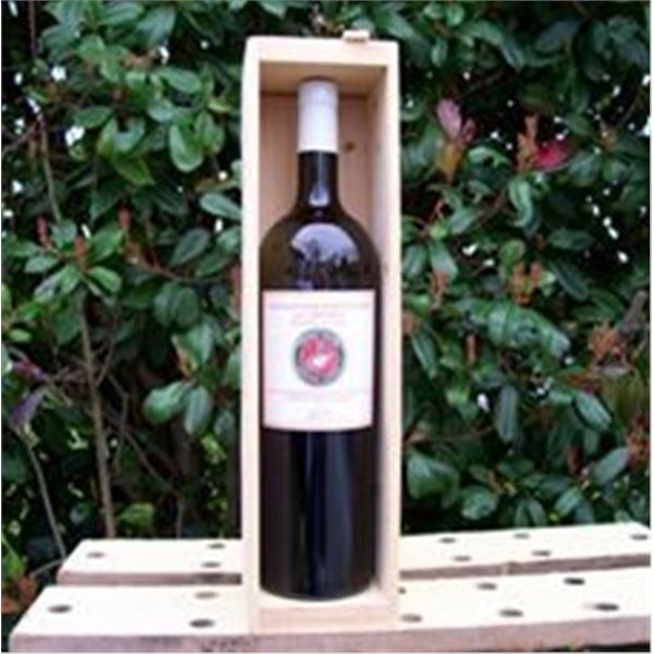 One Case of Mid-MI SCI Labeled 2019 Merlot Wine From Maxwines