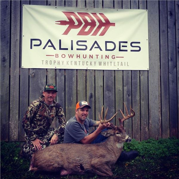 5 Day Semi-Guided Whitetail BOW Rut Hunt for One Hunter