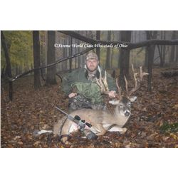 Extreme Whitetails of Ohio for 2 Hunters