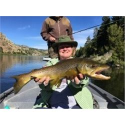 Missouri River Lodge - Fishing – Cascade, Montana