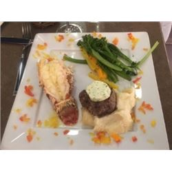 Six Course Gourmet Dinner with Wine Pairing