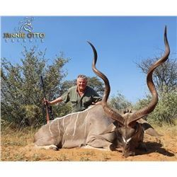 SOUTH AFRICA - JANNIE OTTO SAFARIS, SPIRAL HORN SLAM 2 Hunters