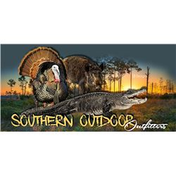 Southern Outdoor Outfitters - 6 to 8 foot Alligator Hunt