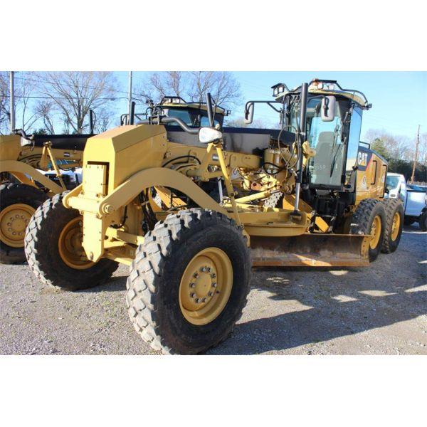 2009 CAT 12M Motor Grader