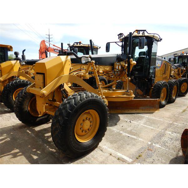 2009 CAT 12M VHP Motor Grader