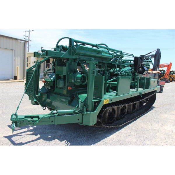 2014 CME 850X DRILL RIG Drilling Equipment