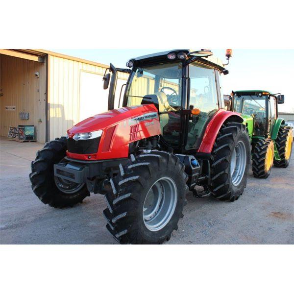 2015 MASSEY FERGUSON 5612 Farm Tractor