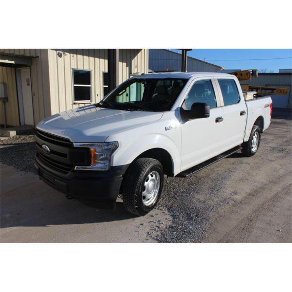 2018 FORD F150 XL Pickup Truck