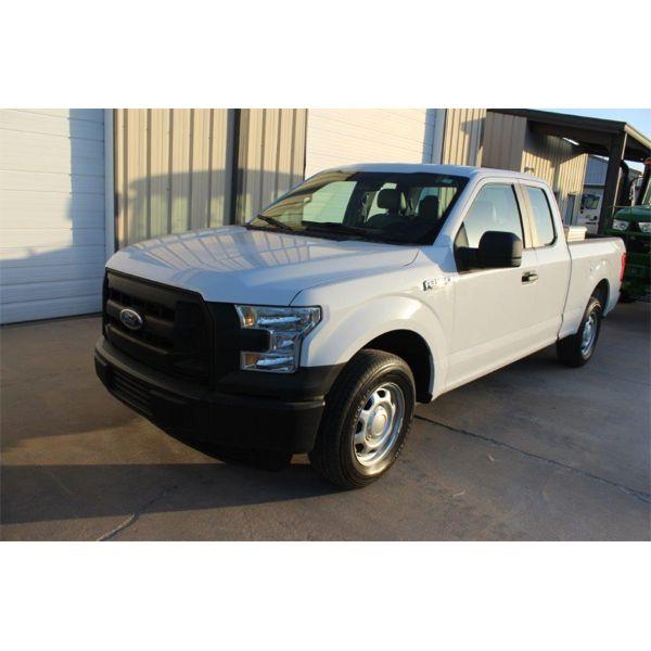2016 FORD F150 Pickup Truck