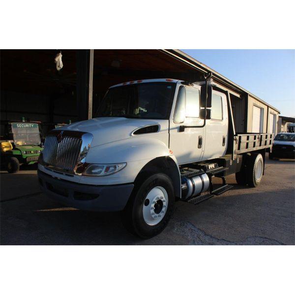 2016 INTERNATIONAL 4300 Flatbed Truck