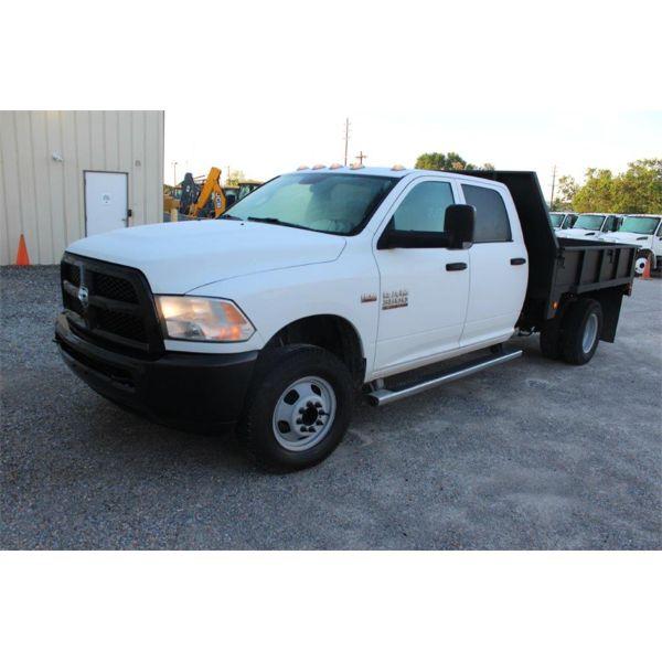 2013 RAM 3500 Flatbed Truck