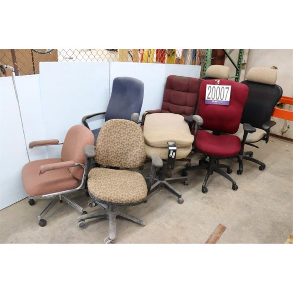 CHAIRS, Selling Offsite: Located in Tuscumbia, AL