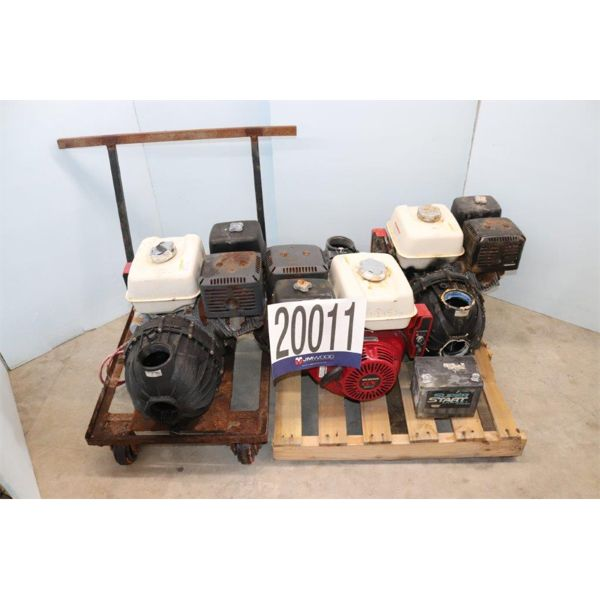 TRANSFER PUMPS, Selling Offsite: Located in Tuscumbia, AL