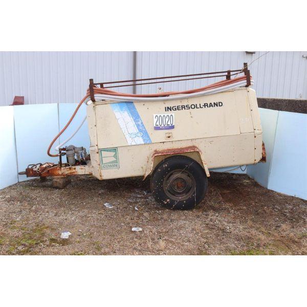 INGERSOLL RAND 160 Air Compressor