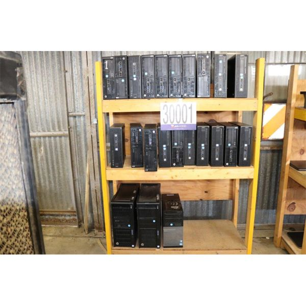 CPUs, Selling Offsite: Located in Birmingham, AL