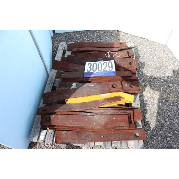 ROTARY CUTTER BLADES, Selling Offsite: Located in Birmingham, AL