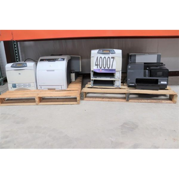 PRINTERS, Selling Offsite: Located in Alexander City, AL