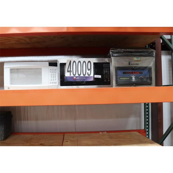 MICROWAVES, ASPHALT CORE VACUUM SEALING APPARATUS, CURING OVEN, Selling Offsite: Located in Alexande