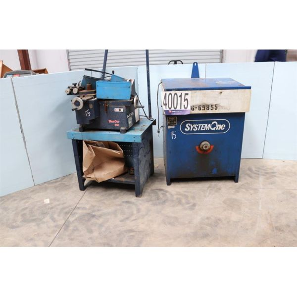 LATHE, PARTS WASHER, Selling Offsite: Located in Alexander City, AL