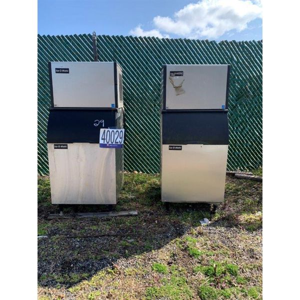 WINDOW A/C UNITS, ICE MACHINES, Selling Offsite: Located in Alexander City, AL