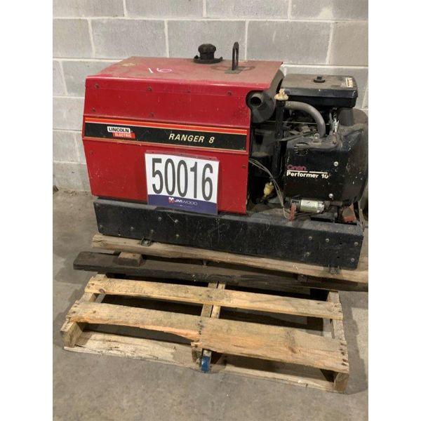 LINCOLN RANGER 8 Welding Equipment