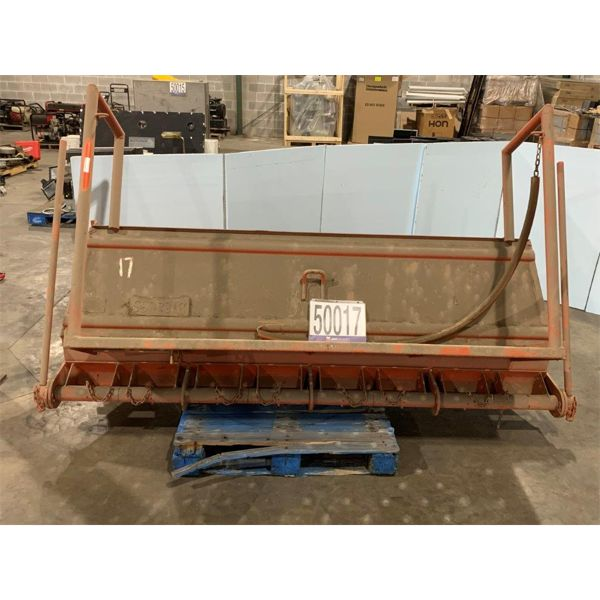 INDUSTRIAL SPREADER, Selling Offsite: Located in Tuscaloosa, AL