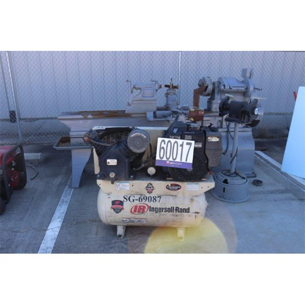 BENCH GRINDER, LATHE, AIR COMPRESSORS, GENERATOR, Selling Offsite: Located in Montgomery, AL
