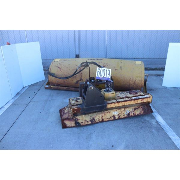 SWEEPER, LIMB CUTTER, Selling Offsite: Located in Montgomery, AL